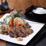 Beef & Chicken Combi Teriyaki