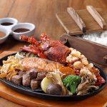 Teppanyaki Beef & Seafood